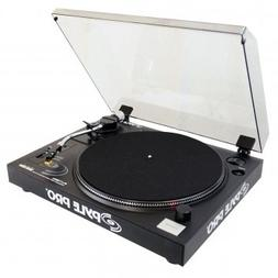 1 - Belt-Drive USB Turntable with Digital Recording Software