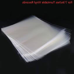 50PCS OPP Gel <font><b>Record</b></font> Protective Sleeves