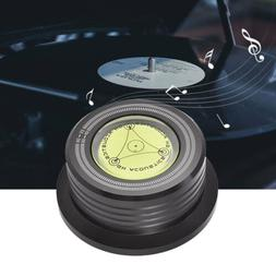 7mm 60HZ LP DISC Stabilizer Weight Turntable Clamp For LP Vi