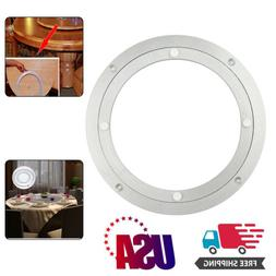 "8"" Heavy Duty Kitchen Lazy Susan Bearing Round Turntable Swi"