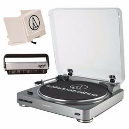 Audio Technica AT-LP60USB Fully Automatic Belt Driven Turnta