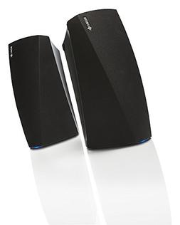 Denon - Heos 3 + 3 Hi-res Wireless Speakers For Streaming Mu