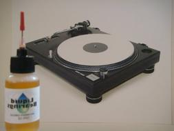 Liquid Bearings, SUPERIOR synthetic oil for DJ turntables, k