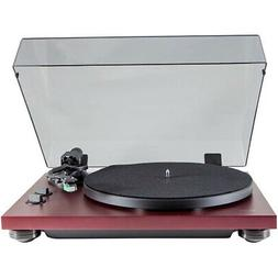 TEAC - TN-400S Turntable Bordeaux Red