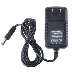 AC Adapter Charger for Crosley CR49 CR49-BT Traveler Turntab