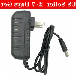 AC/DC Adapter for Crosley USB TurnTable Turn Table Record Pl