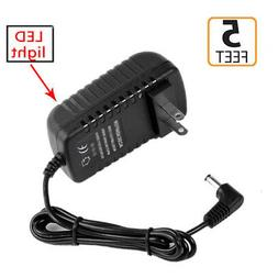 AC/DC Adapter Power Cord for Crosley USB TurnTable Record Pl