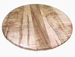 Ambrosia Maple Wood Lazy Susan Turntable 16""