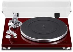TEAC analog turntable Cherry TN-350-CH Expedited Shipping