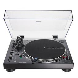 AudioTechnica AT-LP120XUSB Direct-Drive 3-Speed Turntable wi