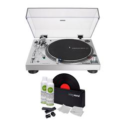 Audio-Technica AT-LP120XUSB Direct-Drive USB Turntable  with