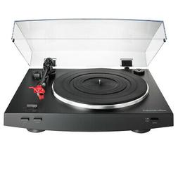 AudioTechnica AT-LP3BK Fully Automatic Belt-Drive Stereo Tur