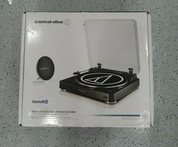 Audio-Technica AT-LP60SPBT-BK Fully Automatic Wireless Turnt