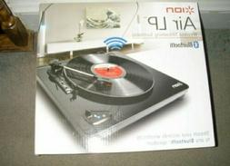 audio air lp wireless bluetooth streaming turntable