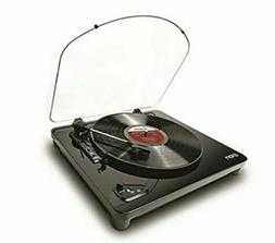 ION Audio Max LP 3 Speed Vinyl Conversion Turntable With Ste