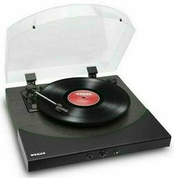 Ion Audio Premier LP Max Turntable Bluetooth w/ Built-in Spe