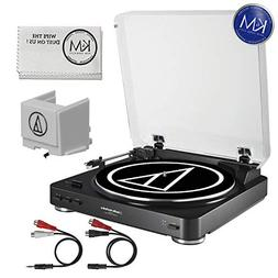 Audio-Technica AT-LP60 Turntable  + Extra ATN3600L Stylus +