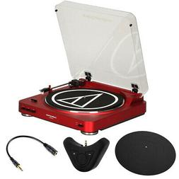 Audio-Technica AT-LP60RD Fully Automatic Stereo Turntable Sy