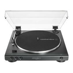 Audio-Technica AT-LP60X Fully Automatic Belt-Drive Stereo Tu
