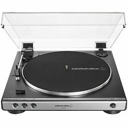 Audio-Technica AT-LP60X-GM Fully Automatic Belt-Drive Turnta