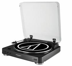 Audio-Technica Fully Automatic Belt-Drive Stereo Turntable w