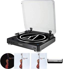 Audio-Technica AT-LP60BK-BT  Fully Automatic Belt-Drive Wire