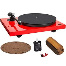 Music Hall 2-Speed Audiophile Turntable with Cartridge Ferra