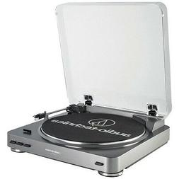 Automatic Record Turntable Audio Technica AT-LP60 Stereo Sys