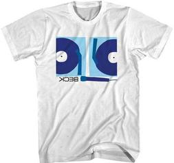 beck turntable t shirt s 2xl brand