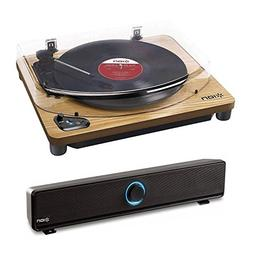 ION Audio Bluetooth compatible record player Wireless speake