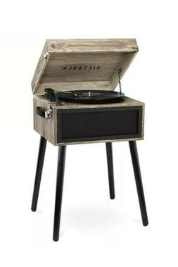 bluetooth record player stand w 3 speed