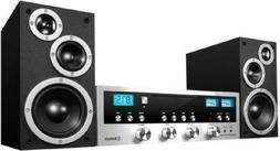 Bluetooth Stereo System With Cd Player Home Theater Speaker