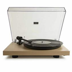 "Crosley Two-Speed Turntable ""c10""Natural"