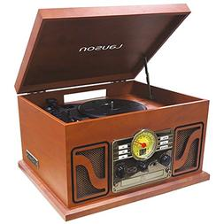 Lauson CL506 Nostalgic Classic Turntable Entertainment Cente