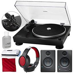 Audio-Technica Consumer AT-LP5 Direct-Drive Turntable  with