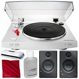 Audio-Technica Consumer AT-LP3 Stereo Turntable  with PreSon
