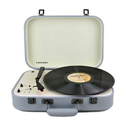 Crosley  Coupe Bluetooth Turntable Portable 3 Speed Record P