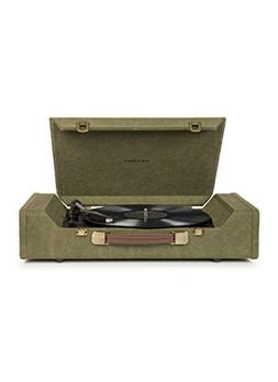 Crosley CR6232A-GR Nomad Portable Usb Turntable - Green NEW