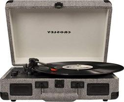 Crosley Cruiser Deluxe Vintage 3-Speed Bluetooth Suitcase Tu
