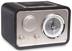 Crosley Radio Cr3003a-Bk Solo Radio