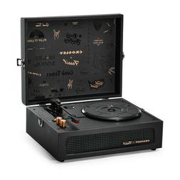 Crosley x Fossil Turntable Limited Edition Collectible Bluet