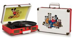 New Crosley CRUISER CR8005A-DS Disney Record Player Turntabl