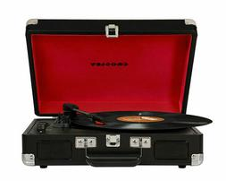 cruiser deluxe stereo turntable black