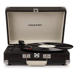 cruiser deluxe suitcase turntable