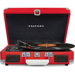 Crosley Cruiser Portable 3-Speed Turntable with Bluetooth -