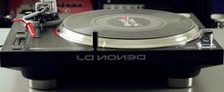 Denon - VL12 Prime - Professional Direct Drive Turntable wit