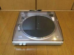 Denon DP-29F Fully Automatic Compact Turntable moving work