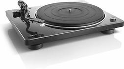 Denon DP-400 Automatic Belt-Driven Turntable with built-in P