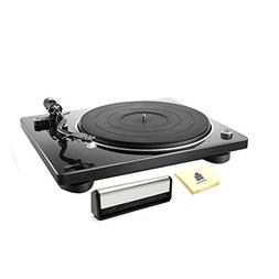 Denon DP400 Compact HiFi Turntable with Built-in Phono Equal