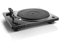 Denon DP450USB, white turntable with USB